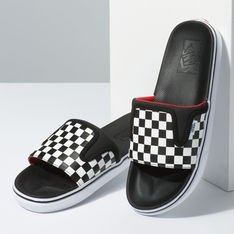 CHINELO ULTRACUSH SLIDE-ON CHECKERBOARD