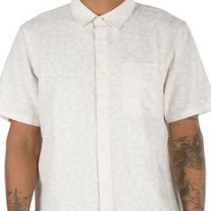 Camisa VANS X PILGRIM SURF + SUPPLY CAMP