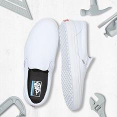 TÊNIS SLIP-ON U MADE FOR MAKERS