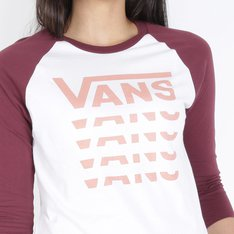 CAMISETA WRAPPED UP RAGLAN