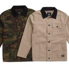 Jaqueta Drill Chore Coat