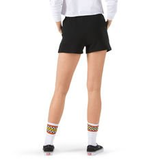 SHORTS STRAIGHTENED OUT