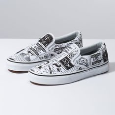 TÊNIS CLASSIC SLIP-ON ASHLEY WILLIAMS