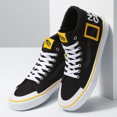 TÊNIS SK8-HI REISSUE 138 NATIONAL GEOGRAPHIC