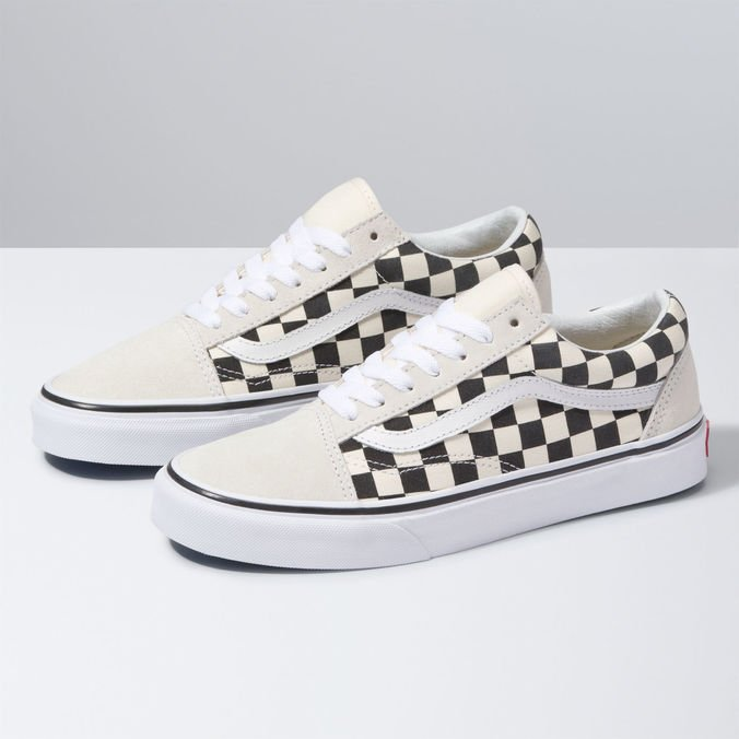 TÊNIS OLD SKOOL CHECKERBOARD