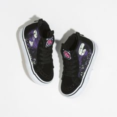 TÊNIS SK8-HI ZIP DISNEY JACKS LAMENT/NIG