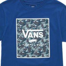 Camiseta Print Box Infantil