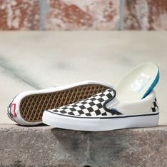 TÊNIS SLIP-ON PRO CHECKERBOARD