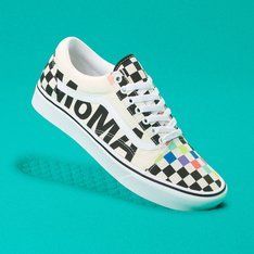 TÊNIS OLD SKOOL COMFYCUSH VANS X MOMA