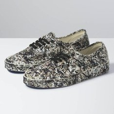 TÊNIS AUTHENTIC VANS X MOMA POLLOCK