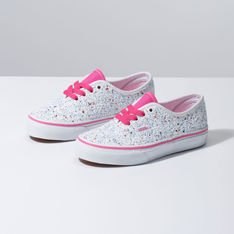 TÊNIS AUTHENTIC GLITTER STARS INFANTIL