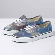 TÊNIS AUTHENTIC VANS X MOMA MONET