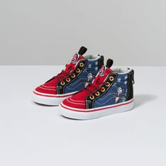 TÊNIS SK8-HI ZIP DISNEY CHRISTMASTOWN/NI