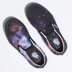 TÊNIS CLASSIC SLIP-ON SPACE VOYAGER INFA