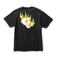 Camiseta ROWAN ZORILLA SKULL