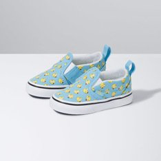 TÊNIS SLIP-ON VANS X SIMPSONS INFANTIL