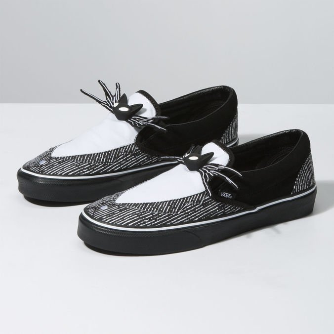 TÊNIS DISNEY CLASSIC SLIP-ON JACK/NIGHTM