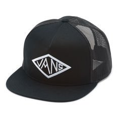 BONÉ DAK DIAMOND TRUCKER